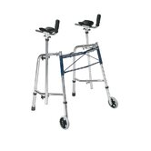 Standard Glider Walker with Optional Accessories