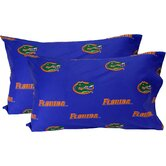 Florida Gators King Pillow Case Set