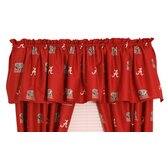 Alabama Printed Curtain Valance