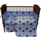 North Carolina State Crib Bedding Collection