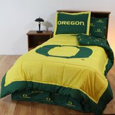 Oregon Bed in a Bag with Team Colored Sheets