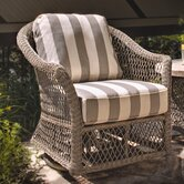 Vineyard Swivel Glider Chair with Cushion