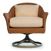 Mod Swivel Rocking Chair with Cushion