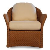 Canyon Lounge Chair with Cushion