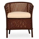 Grand Traverse Barrel Dining Arm Chair
