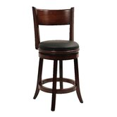 "Palmetto 24"" Counter Stool in Chestnut"