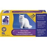 Cat Litter Pan Liner in Clear