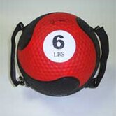 "Medballs 9"" in Red"