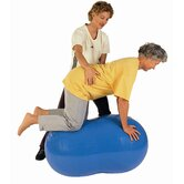 "28"" x 46"" Physio Roll Ball in Blue"
