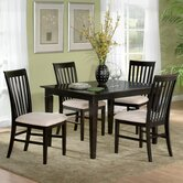 Deco 5 Piece Dining Set