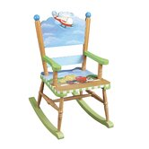 Transportation Kid's Rocking Chair