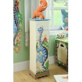 Dinosaur Kingdom Children's 5-Drawer Cabinet