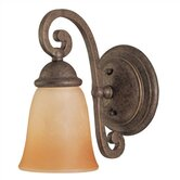 Brandywine Fluorescent Wall Sconce in Antique Bronze  - Energy Star