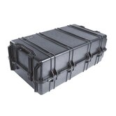 Long Case with Rifle Hard liner Insert: 25.31&quot; x 44.88&quot; x 15&quot;