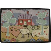 Island Farm Kids Rug