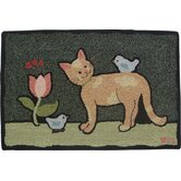 Good Kitty Kids Rug