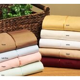 300 Thread Count Solid Sheet Set