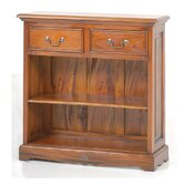 Victorian 2D Open Bookcase