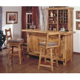 Lodge 100 Bar Table Set