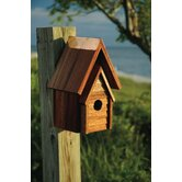 Wrental Bird House