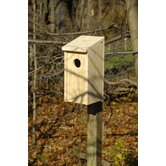 Flicker Bird House