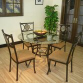 Vallarta Garden 5 Piece Dining Set