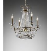 Dutchess 4 Light Chandelier