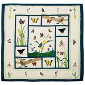 Butterfly Kisses Twin Quilt