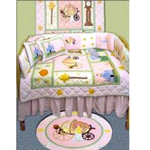 Fairy Tale Princess Crib Bedding Collecction