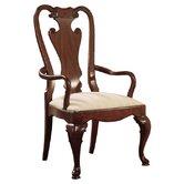 Cherry Grove Splat Back Arm Chair
