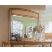 Antigua Arched Dresser Mirror