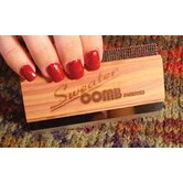 SweaterComb Pill Remover Comb with Cedar Handle