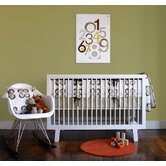 olli & lime Crib Bedding