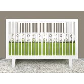 George 2-Piece Crib Bedding Set