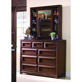 Elite Expressions 9 Drawer Dresser