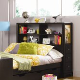 Midtown Bookcase Headboard