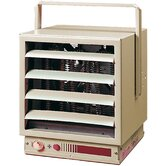 7.5/5.6 Kilowatt, 240/208 Volt, 1-3 Phase Industrial Unit Heater