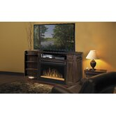 Atwood 55&quot; TV Stand with Electric Fireplace