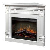 Traditional II Corner Electric Fireplace