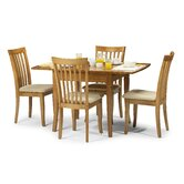 Newbury Extending Dining Table in Maple - 130cm