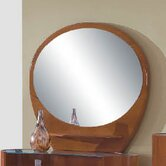 Emily Kids Round Dresser Mirror