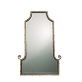 Himalaya Flat Arch Framed Mirror