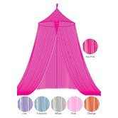 Valley of Flowers String Canopy in Fuschia