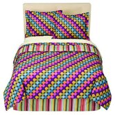 Dots and Stripes Spice Bedding Collection
