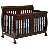Porter 4-in-1 Convertible Crib in Espresso