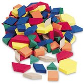 Hands-on Soft Pattern Blocks 250-pk
