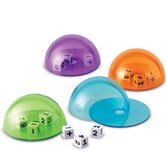 Dice Domes (Set of 4)