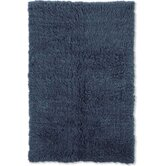 Flokati Denim Blue Rug