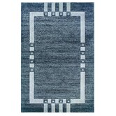 Milan Grey/Black Rug
