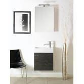 "Lola LA3 20.7"" Wall Mounted Bathroom Vanity Set"